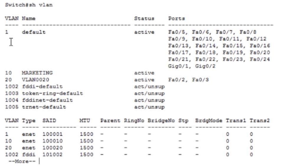 Тренинг Cisco 200-125 CCNA v3.0. День 14. VTP, Pruning и Native VLAN - 6