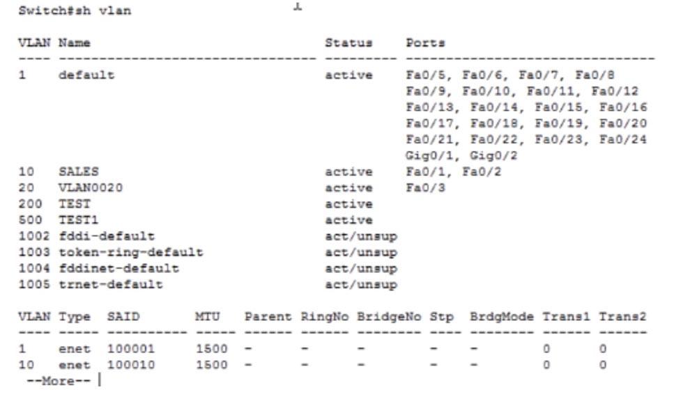 Тренинг Cisco 200-125 CCNA v3.0. День 14. VTP, Pruning и Native VLAN - 8
