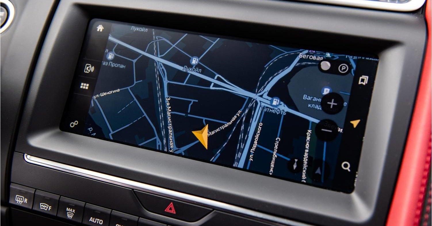 В Jaguar и Land Rover появился «Яндекс»