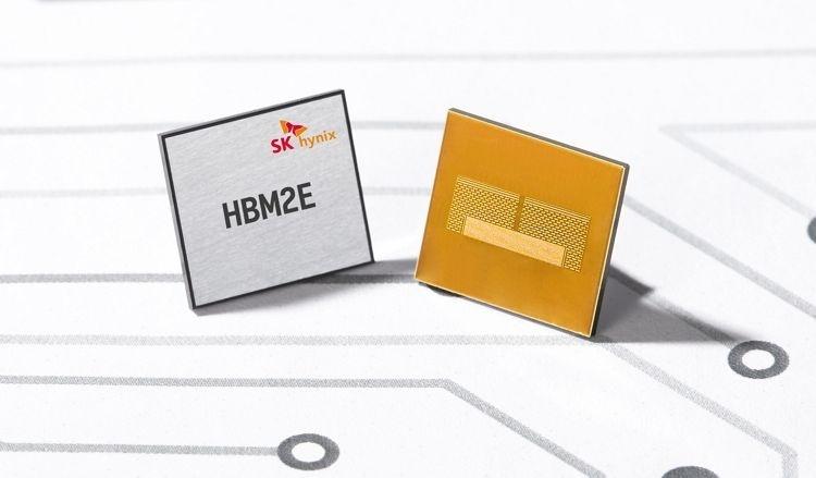 SK Hynix предложит самую быструю память типа HBM2E в следующем году