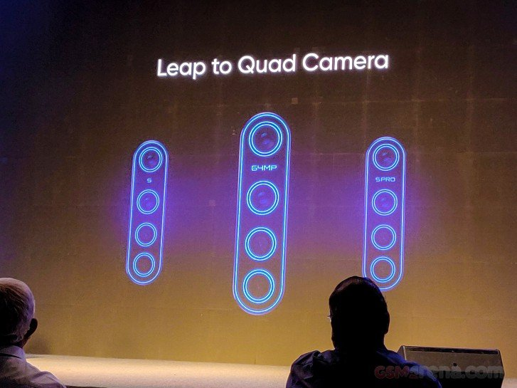 Без 64 Мп. Смартфоны линейки Realme 5 дебютируют 20 августа