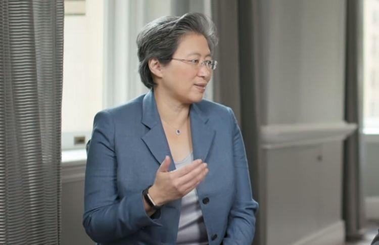 Глава AMD считает, что при наличии денег можно будет подумать и о поглощениях