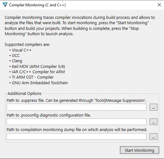 Использование статического анализатора PVS-Studio при разработке для встраиваемых систем на C и C++ - 3