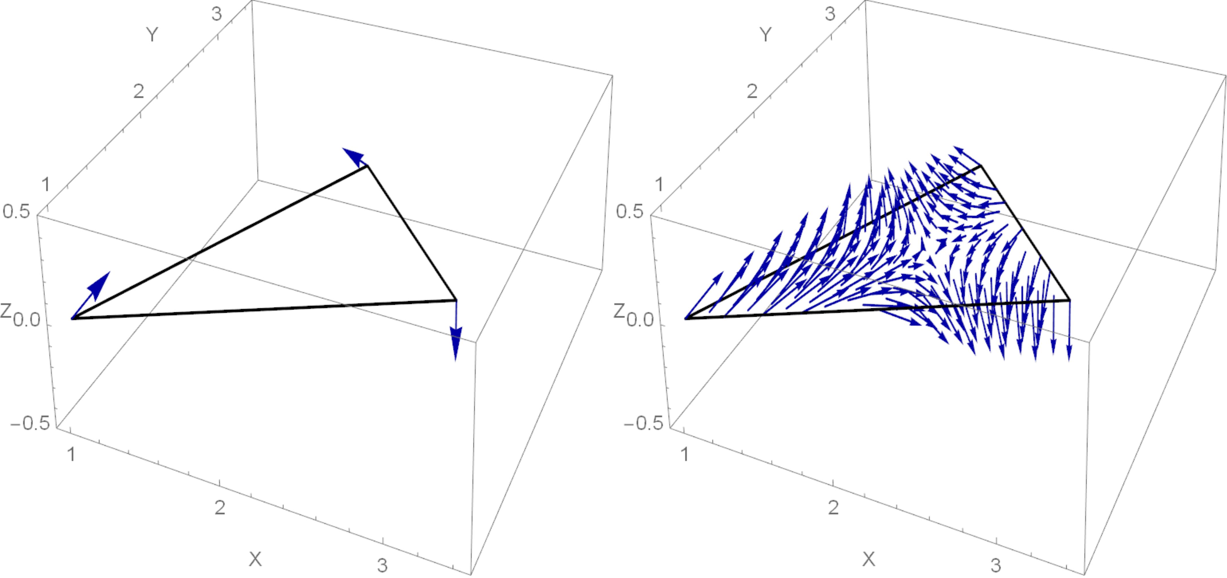 Обратные задачи аффинных преобразований или об одной красивой формуле - 19