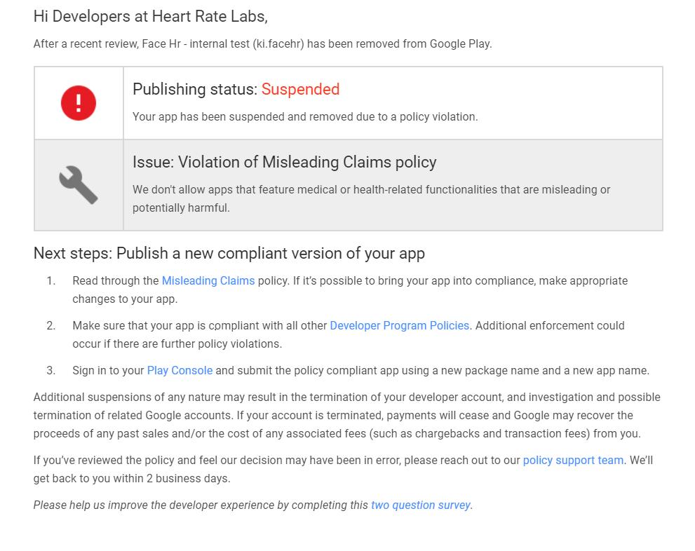 Почему в Google Play мало инновационных приложений или почему иногда программирование — это магия - 2