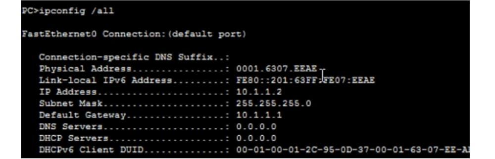 Тренинг Cisco 200-125 CCNA v3.0. День 15. Медленная связь и функция Port Security - 13