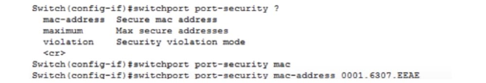 Тренинг Cisco 200-125 CCNA v3.0. День 15. Медленная связь и функция Port Security - 15