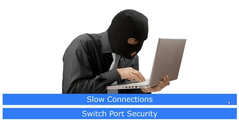 Тренинг Cisco 200-125 CCNA v3.0. День 15. Медленная связь и функция Port Security - 1