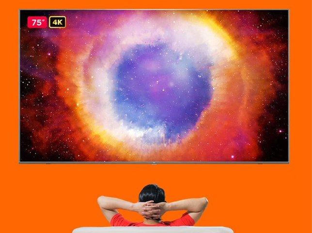 75-дюймовый 4K-телевизор Xiaomi Mi TV 4S подешевел до 693 долларов
