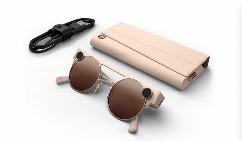 Spectacles 3 — очки с двумя камерами за 330 фунтов стерлингов для фанатов Snapchat