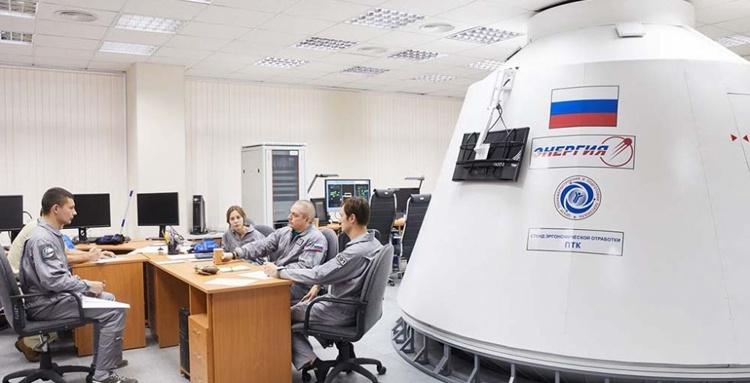 Для экипажа корабля «Федерация» создаётся новый аварийный запас