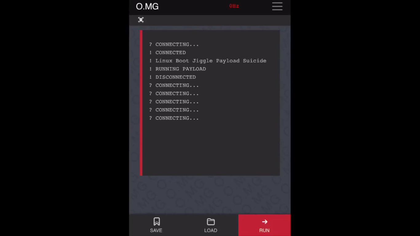 Фейковый зарядный кабель для iPhone как элемент взлома ноутбуков — «O.MG Cable» - 18