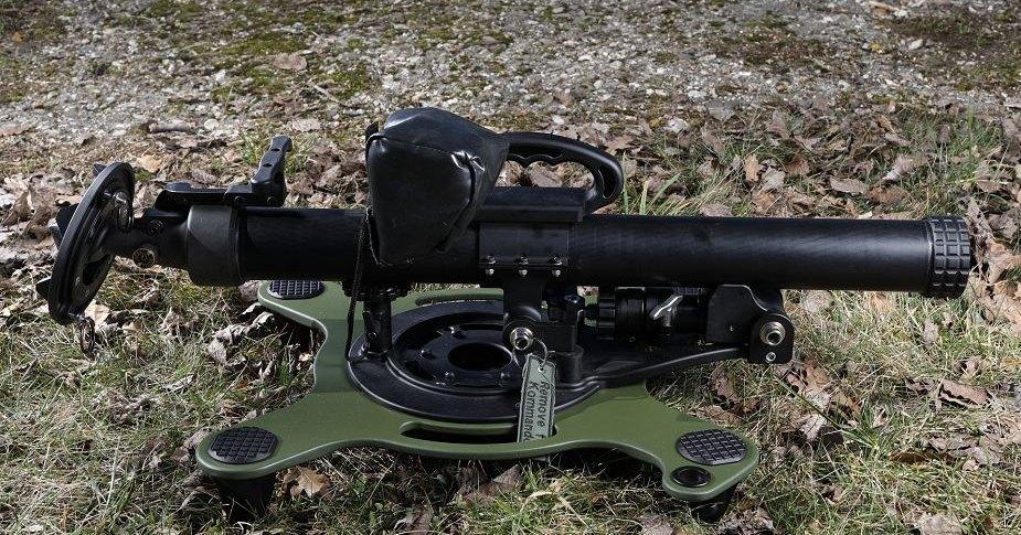 Германия разработала новый миномёт для пехоты и спецназа