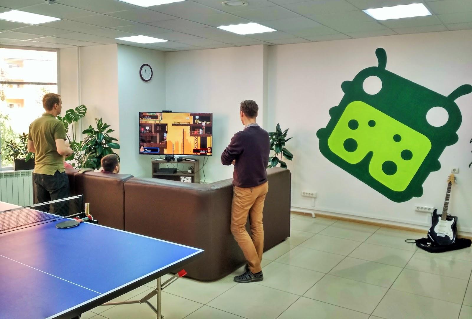 Комфортный офис — помогает работать или мешает и отвлекает? Ответят Sidenis, Alternativa Games и FunBox - 14