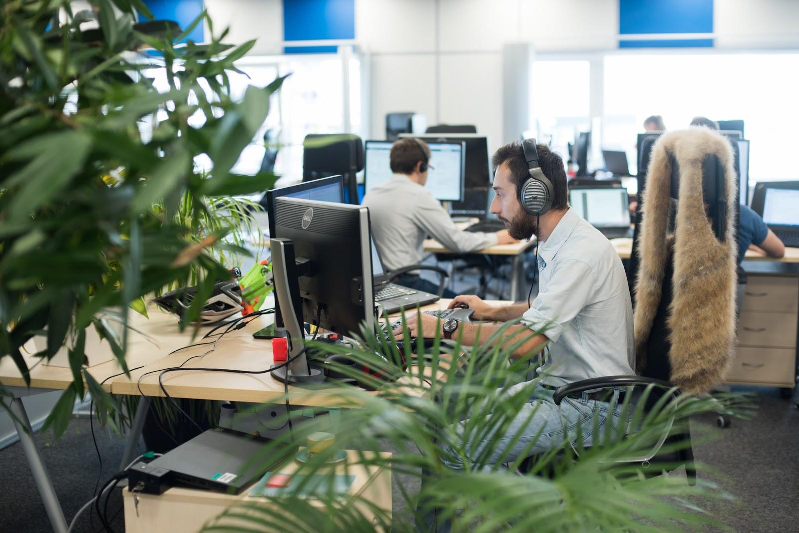 Комфортный офис — помогает работать или мешает и отвлекает? Ответят Sidenis, Alternativa Games и FunBox - 3