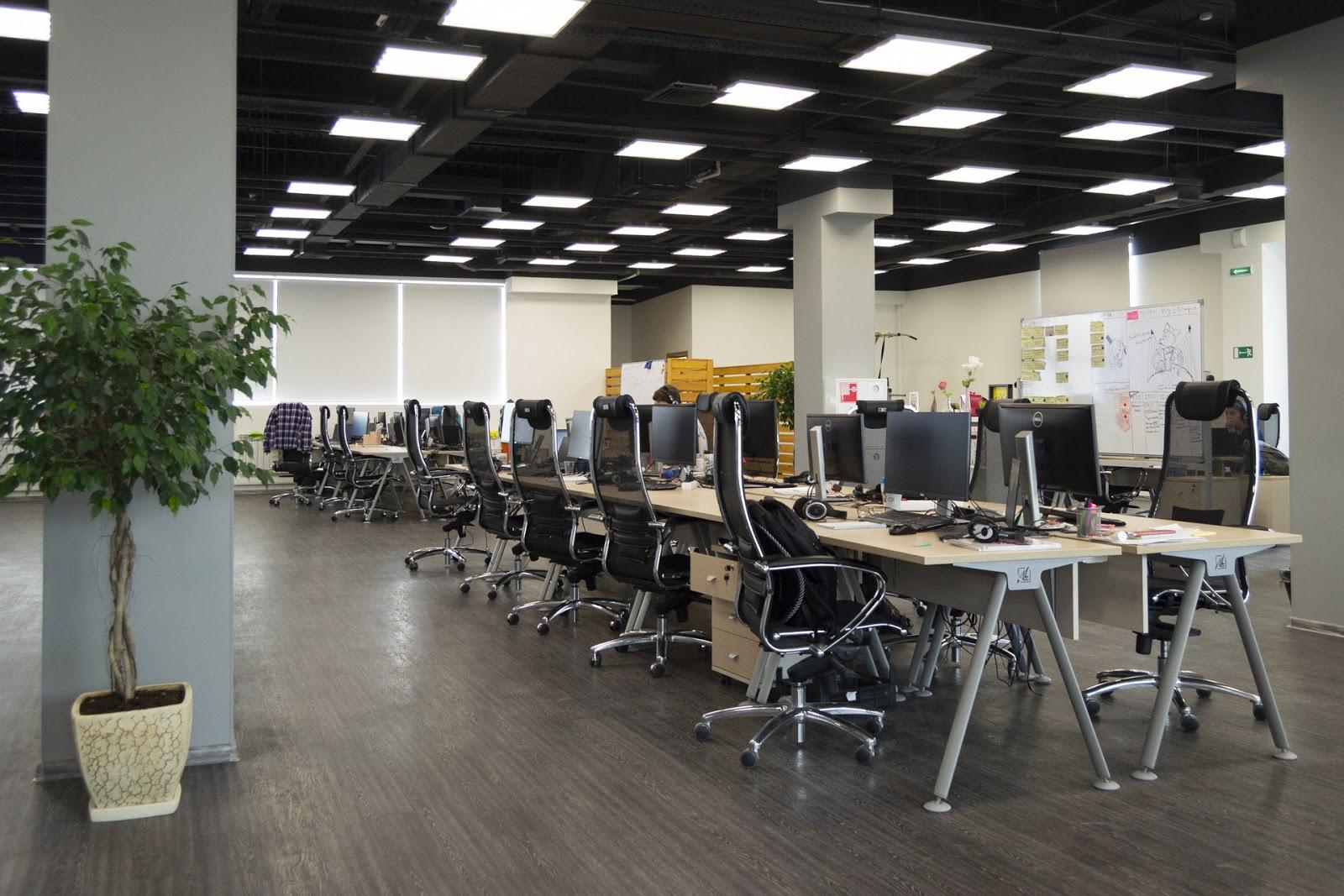 Комфортный офис — помогает работать или мешает и отвлекает? Ответят Sidenis, Alternativa Games и FunBox - 7