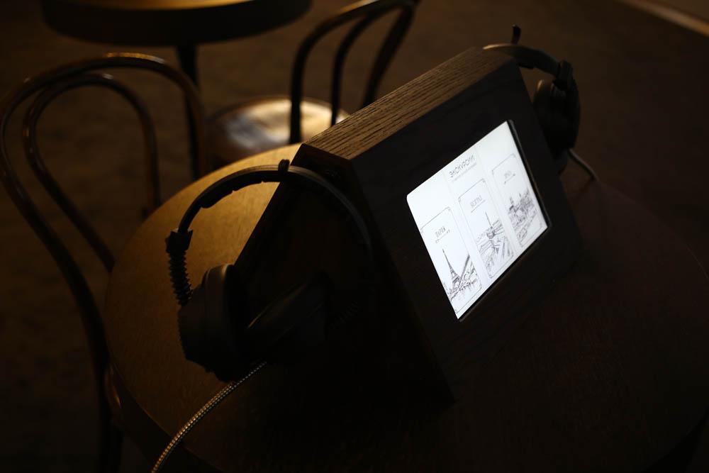 Музей русской эмиграции: как мы ставили датчик движения в граммофон и вообще добавляли технологий - 26