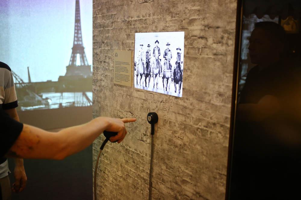 Музей русской эмиграции: как мы ставили датчик движения в граммофон и вообще добавляли технологий - 38