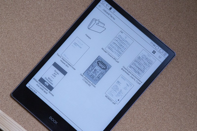 Обзор ONYX BOOX Note Pro: топовый ридер для работы с PDF - 22