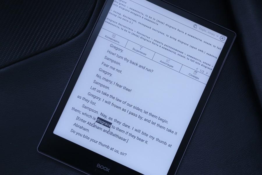 Обзор ONYX BOOX Note Pro: топовый ридер для работы с PDF - 37