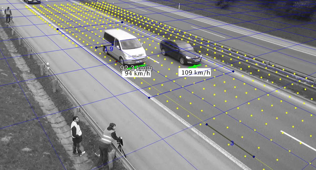 Онлайн сервис «Анализ скорости при ДТП по видеозаписи» - 13