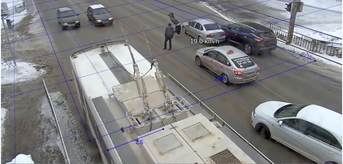 Онлайн сервис «Анализ скорости при ДТП по видеозаписи» - 17