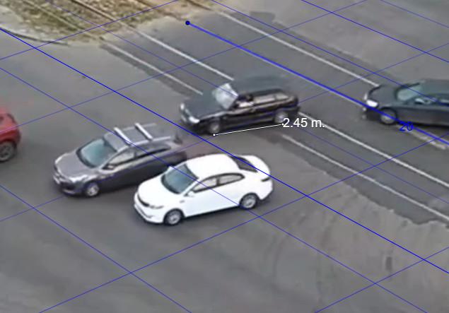 Онлайн сервис «Анализ скорости при ДТП по видеозаписи» - 28