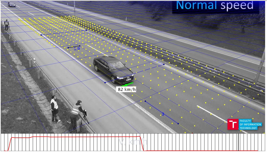 Онлайн сервис «Анализ скорости при ДТП по видеозаписи» - 4