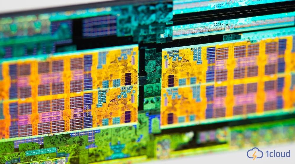 Первый чип для дата-центров на базе архитектуры Zen 2 - 1