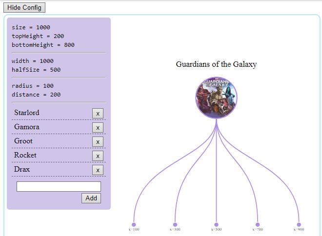 Разработка динамических древовидных диаграмм с использованием SVG и Vue.js - 7