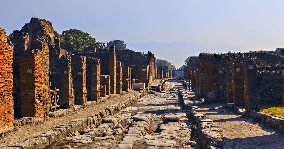 В Помпеях найдены «сокровища ведьмы»