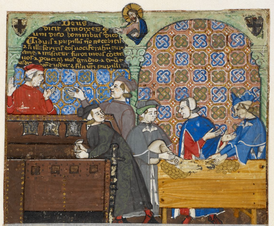 Валютный рынок и финансовая инженерия в Средние века - 1