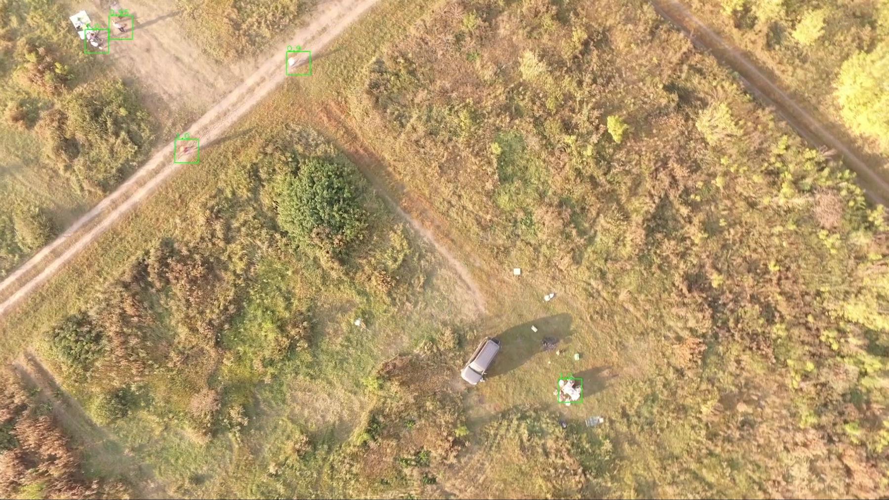 Лес не сдается технологиям поиска, но инженеры наносят ответный удар - 3