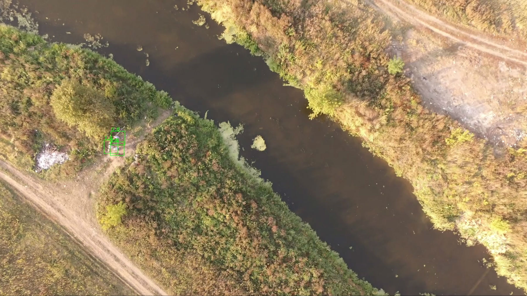 Лес не сдается технологиям поиска, но инженеры наносят ответный удар - 4