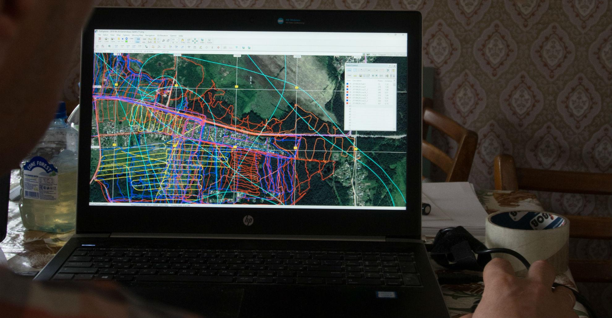Лес не сдается технологиям поиска, но инженеры наносят ответный удар - 1