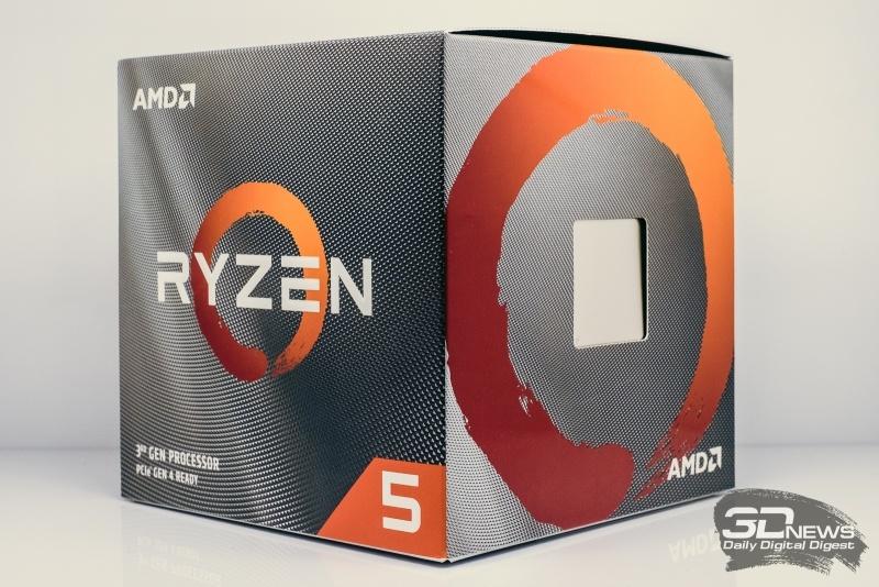 Новая статья: Обзор процессоров AMD Ryzen 5 3600X и Ryzen 5 3600: шестиядерник здорового человека