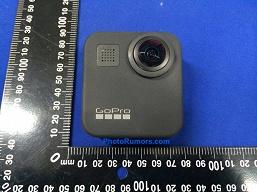 Появились первые фотографии камеры GoPro Max
