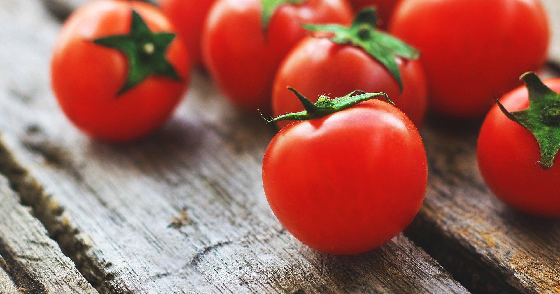 Яйца и помидоры оказались пригодны для создания автозапчастей