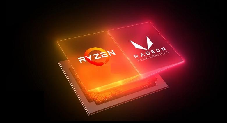 AMD готовит новый гибридный процессор — Ryzen 5 3550U