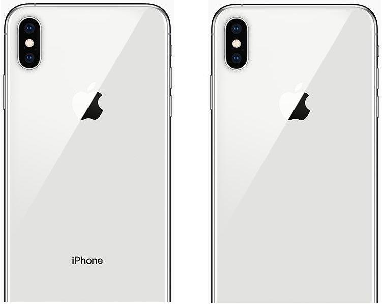 Apple убрала надпись iPhone с корпусов новых смартфонов