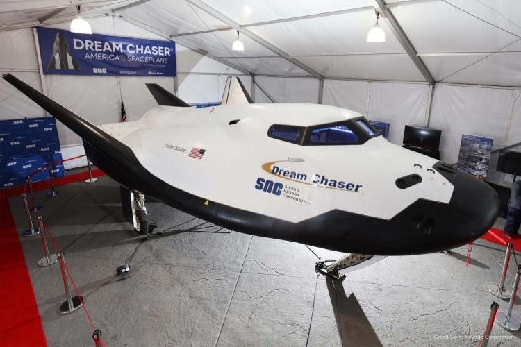 Sierra Nevada выбрала ракету ULA Vulcan Centaur для отправки космического корабля Dream Chaser к МКС