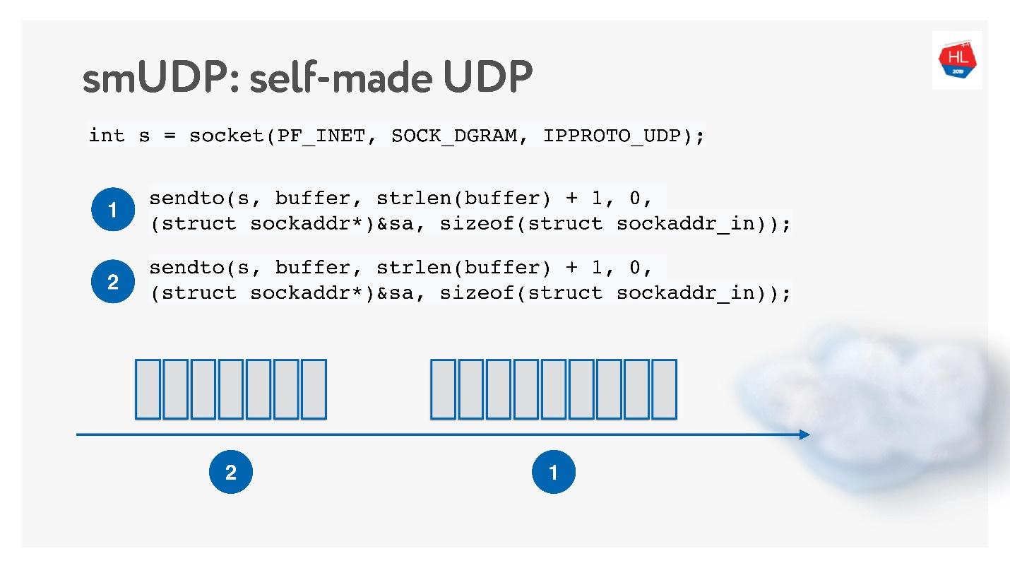 TCP против UDP или будущее сетевых протоколов - 13