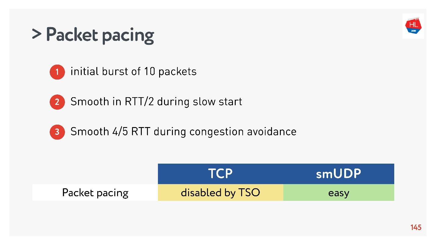 TCP против UDP или будущее сетевых протоколов - 72