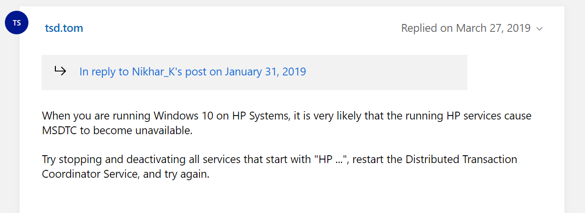 Большой старый сюрприз от HP - 1