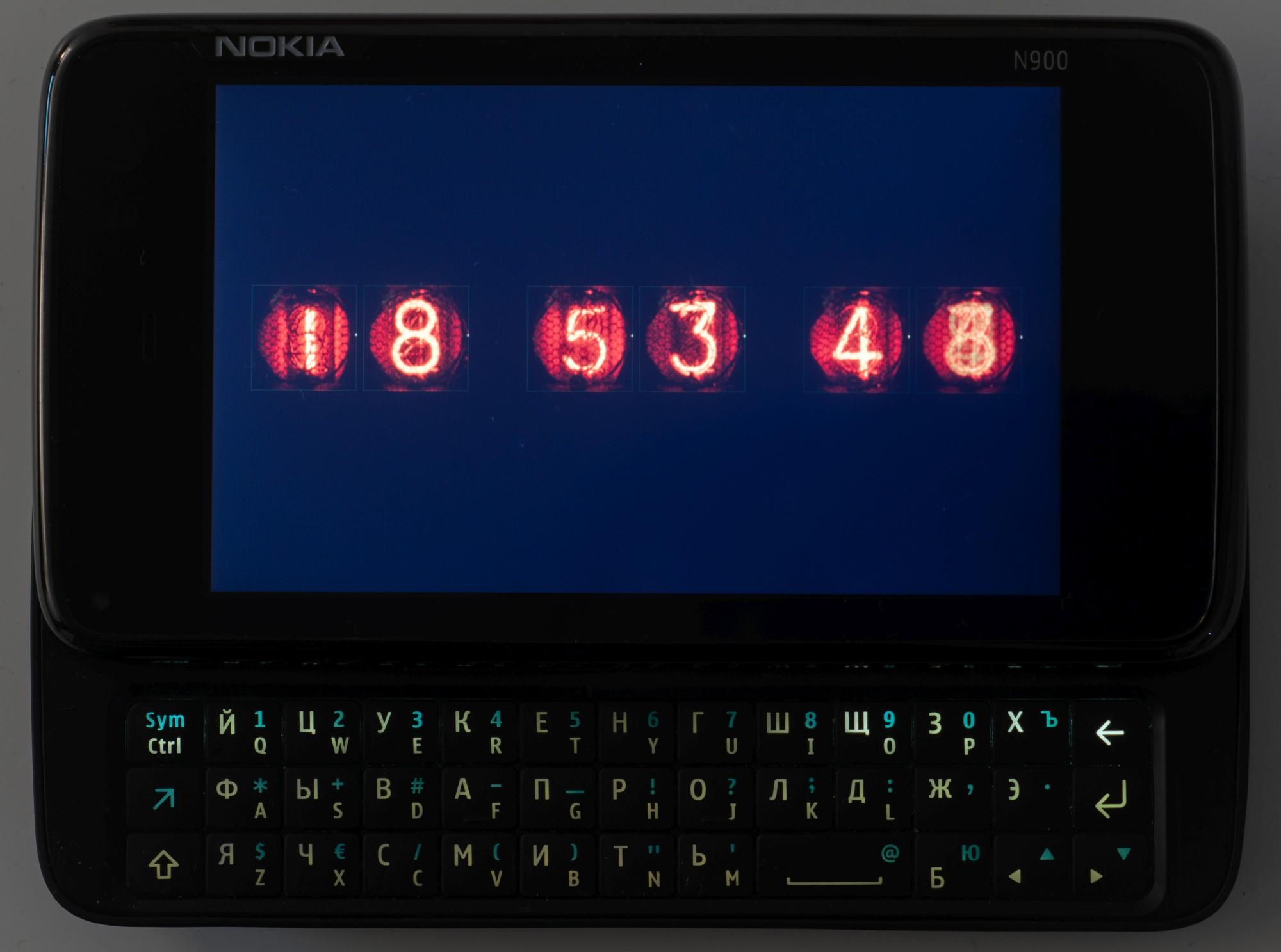 Древности: Nokia N900 — телефон, который отличается - 19