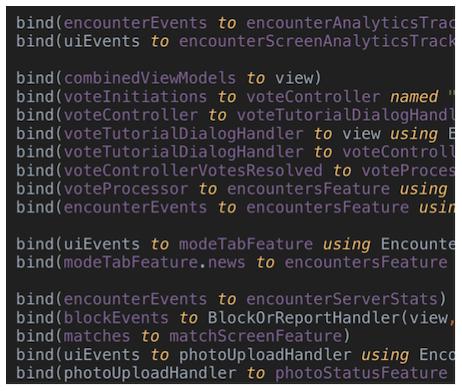 Дзен изолированных компонентов в Android-архитектуре - 9