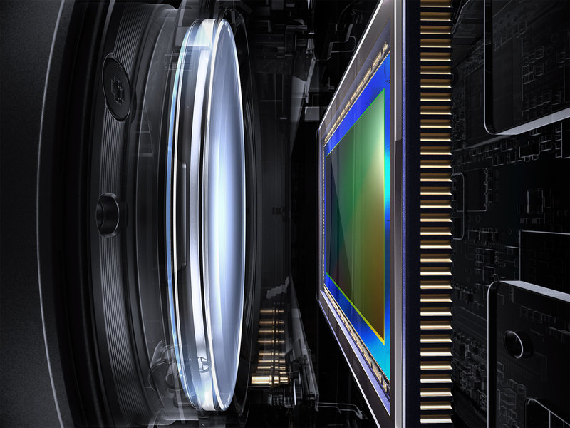 Эволюция Canon EOS