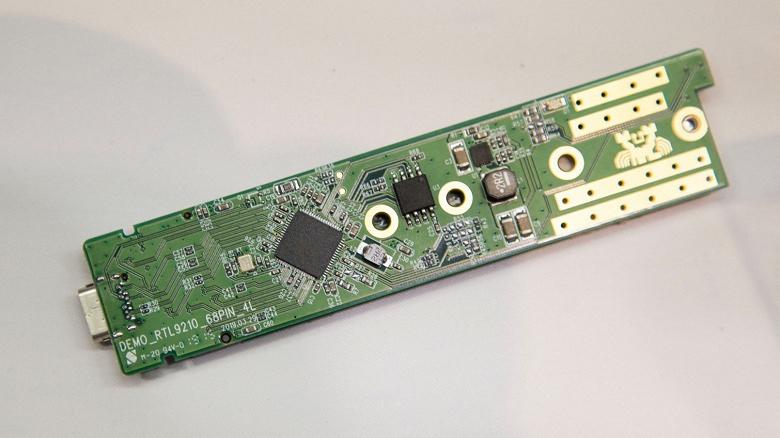 Компания Realtek тоже показала контроллер для SSD с поддержкой PCIe Gen 4 NVMe