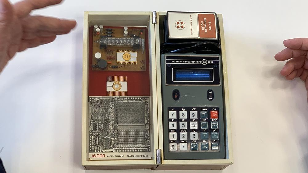 Музей DataArt. Лунолет и советские калькуляторы - 2