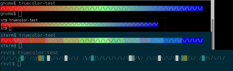 Обзор эмуляторов терминала - 8